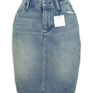Gap Denim Skirt NWT